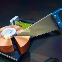 Как разделить жесткий диск в Windows 7