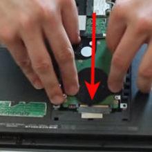 Как подключить жесткий диск новый или от ПК к ноутбуку