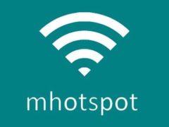 Программа mHotspot