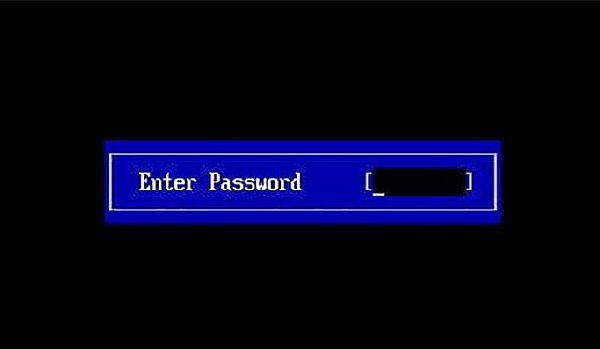 Окно для ввода пароля