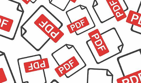 Разбитие PDF файла на части