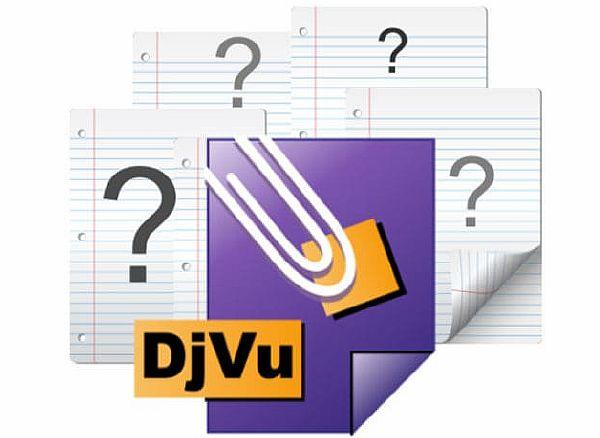 Файл в формате DjVu
