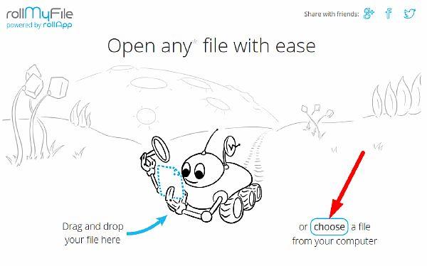 Кнопка добавления файла