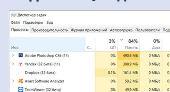 6 способов вызвать Диспетчер задач в Windows