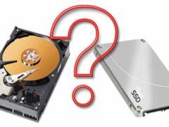 Как узнать, какой диск стоит на компьютере: ssd или hdd