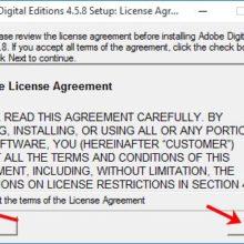 Скачать программу Adobe Digital Editions