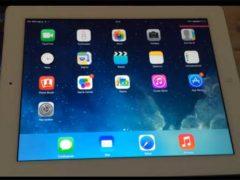 Почему не заряжается iPad