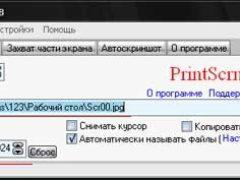 Как сделать снимок с экрана компьютера