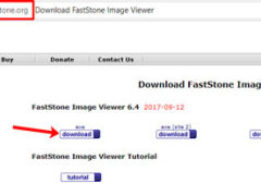 Программа Faststone Image Viewer